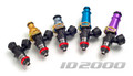Injector Dynamics 2600-XDS Injector Set for GT500