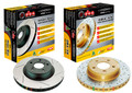 DBA 4000 Series Performance Brake Rotors 2007-2011 GT500