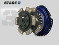 Spec 2007-2009 Shelby GT500 STAGE 3 Clutch Kit