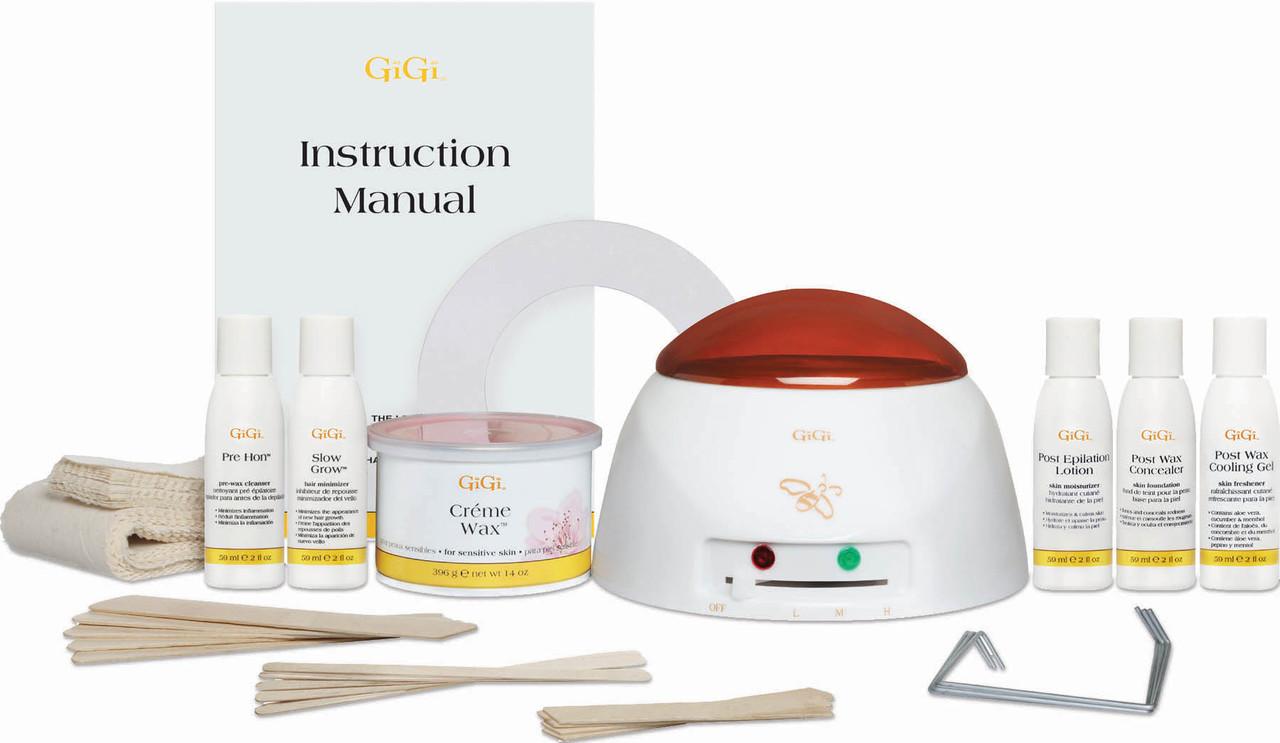 Salon Waxing Supplies Gigi Mini Pro Kit Boss Beauty Supply