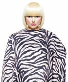 Zebra Cutting Cape