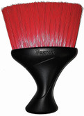 Denman Red Sanitizable Neck Duster