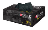 Sanek Black Nitrile Gloves