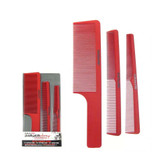Barberology Comb Set