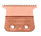 Rose Gold FX Deep Tooth Blade