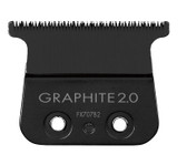 Black Graphite Deep Tooth T-Blade