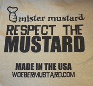 Copy of Mister Mustard T-Shirt - Red