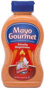 Mayo Gourmet Sriracha - 11oz.
