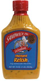 Mustard Relish - 16oz.