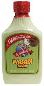 Wasabi Sauce - 16oz.