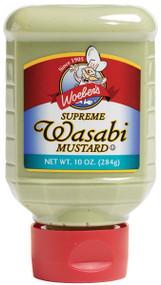Supreme Wasabi Mustard - 10oz.