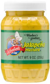 Jalapeno Mustard - 9oz.