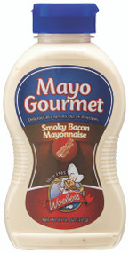 Mayo Gourmet Smoky Bacon - 11oz.