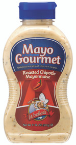 Mayo Gourmet Roasted Chipotle - 11oz.