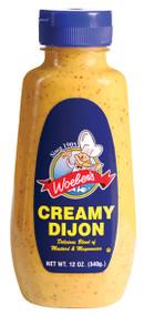 Creamy Dijon Mustard - 12oz.