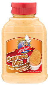Supreme Dips Sweet & Tangy  - 10oz.