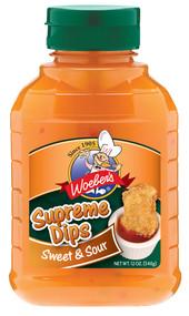 Supreme Dips Sweet & Sour - 12oz.