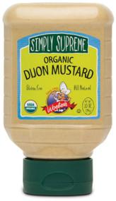 Simply Supreme Organic Dijon - 10oz.