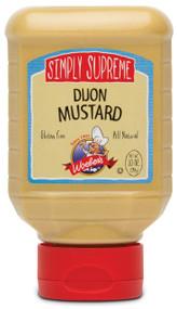 Simply Supreme Dijon Mustard - 10oz.