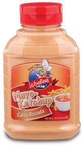 Mayo-Ketchup - 10oz.