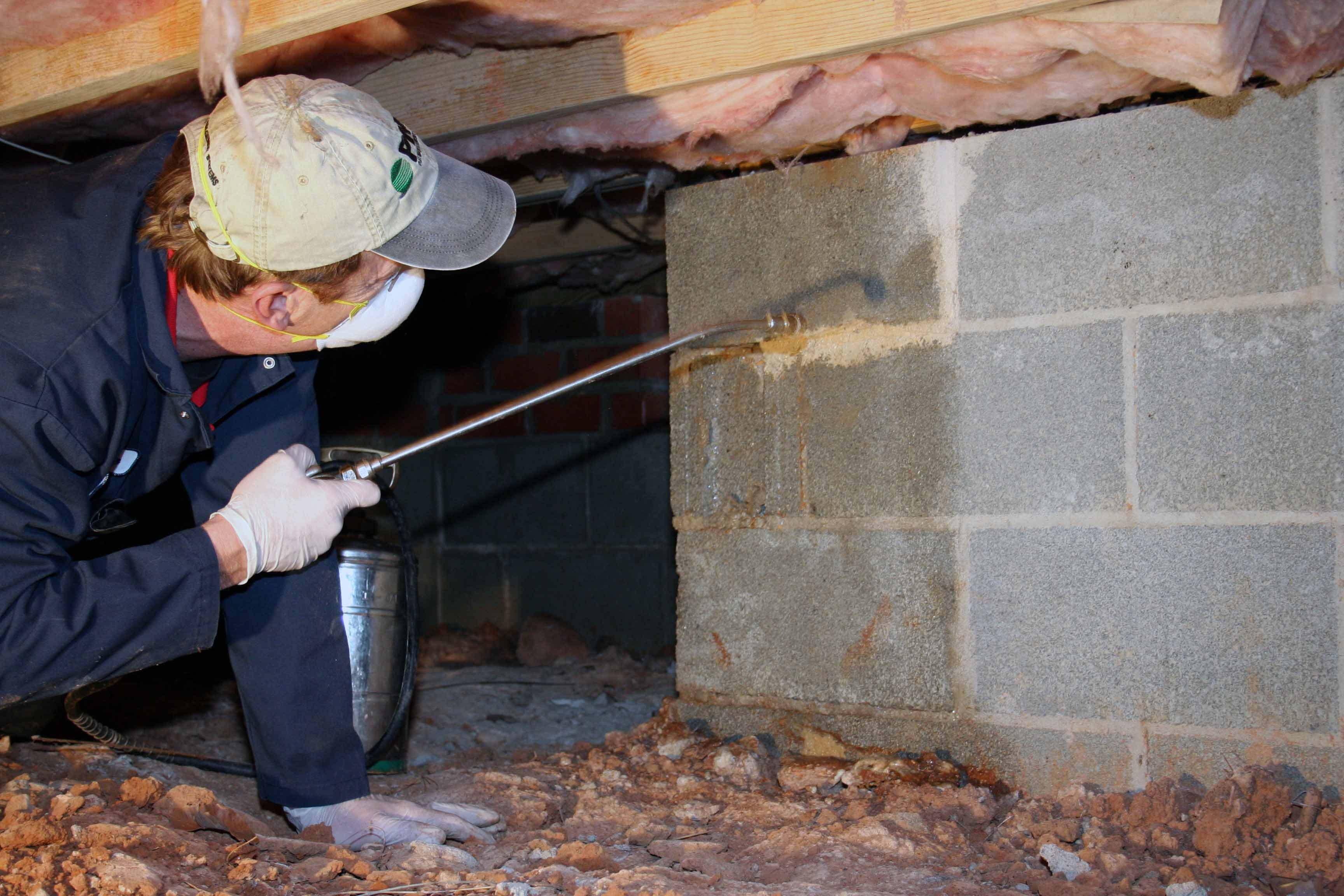 Crawl Space Cleaning Amp Odor Control Crawlspace Depot