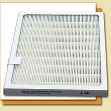 High performance MERV 8 dehumidifier filter for the Santa Fe Compact2 Dehumidifier.