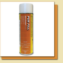 Todol Pur Fill Gun Cleaner - flushes out uncured foam.
