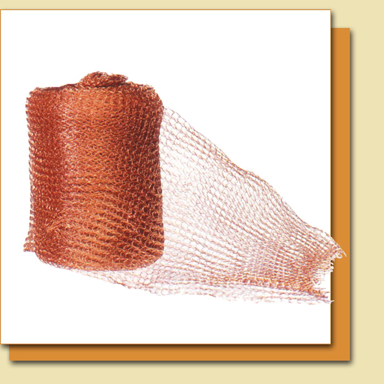Stuff-It Copper Wire Mesh