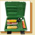 The Todol Foam Starter Kit Contains everything you need for sealing joints, cracks, openings, polyethylene liner and Bora-Foam in a crawl space. This is all comes packaged in a convenient carrying case.