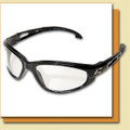 The Edge Dakura - Clear with Vapor Shield Safety Glasses