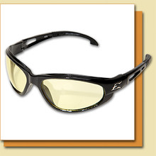 The Edge Dakura - Yellow with Vapor Shield Safety Glasses