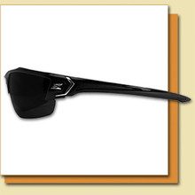 The Edge Khor G2 - Smoke with Vapor Shield Safety Glasses