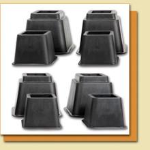 Adjustable Dehumidifier Risers