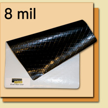 8 Mil Reinforced Crawl Space Liner - 20' X 100' Roll