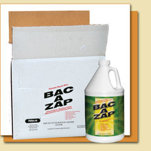 Bac-A-Zap - Gallon (Case of 4)