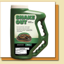 Snake Out Snake Repellent- The Green Solution to Snakes