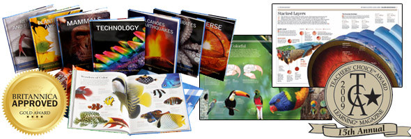 Britannica Illustrated Science Library Volume 18 - The Environment