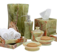 Green Onyx  Bath Accessories