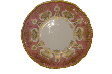 COALPORT, set of 12 dinner plates