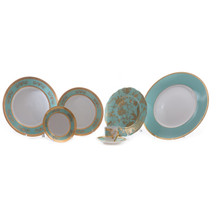 Limoges Turquoise Collection from France