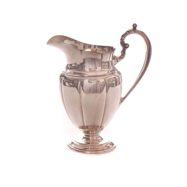 Whiting Estate, whiting Sterling Pitcher