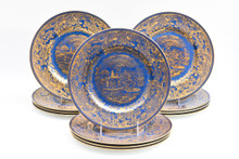 Wedgwood Crushed Lapis Blue
