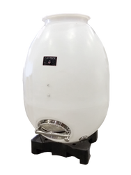 Egg.     2 Ton Flextank Orion Egg Fermentor (2000 liter).