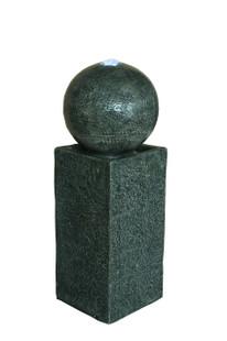 Shpere Pedestal Fountain