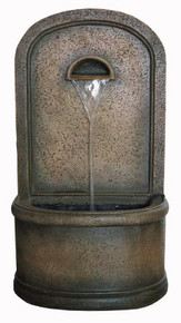 "The Chateau - 30"" Wall/Floor Fountain"