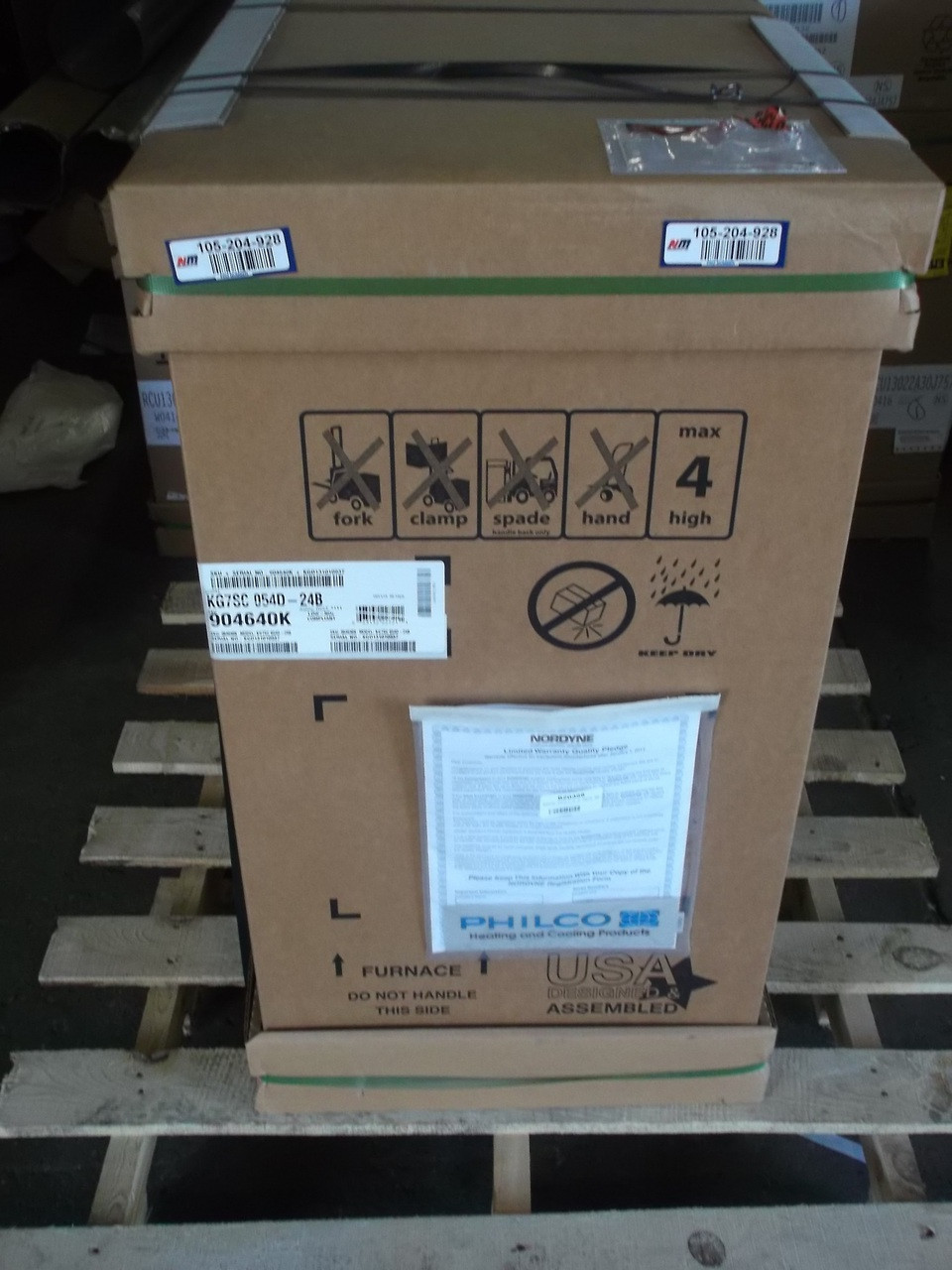 NuTone Furnace In Stock At Shurail HVAC Of Bloomington MN