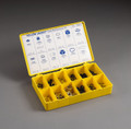 """Yellow Jacket 19004 11"""" x 6-3/4"""" x 3/4""""  Kit box with parts label (ONLY)"""