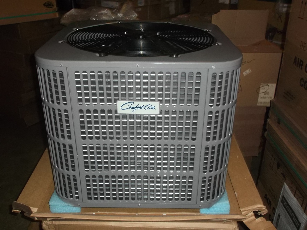 Comfort-Aire 3 5 Ton 13 Seer R410A AC W/ Coil / Lineset / Whip & Disconnect