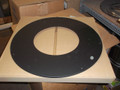 """Metalbestos 10S-PCP2 Pitched Ceiling Plate 10"""" Class A Stainless Pipe"""
