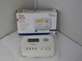 White Rodgers 1F78-151 Single Stage 5/2 Day Programmable Thermostat